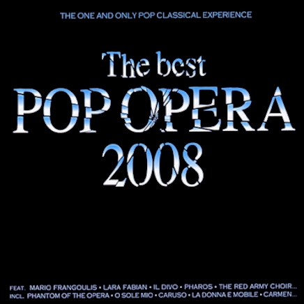 The Best Pop Opera 2008